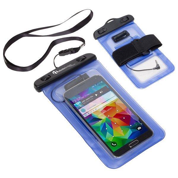 Waterproof Smart Phone Case with 3.5mm Audio Jack