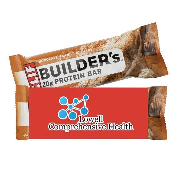 CLIF® Builder's Protein Bar - Chocolate Peanut Butter