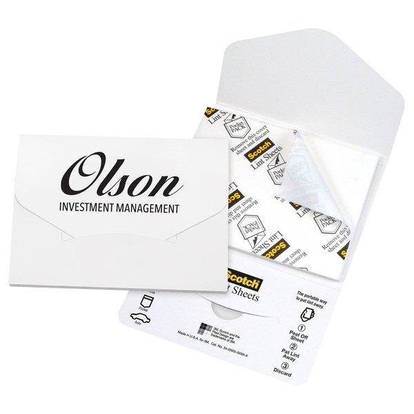 Scotch® Lint Sheets Pocket Pack