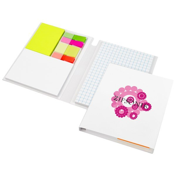 Post-it® Essential Notes and Flags Journal