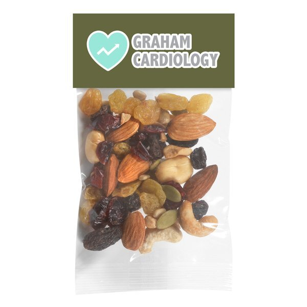 Fitness Trail Mix Healthy Header Bag, 1oz.
