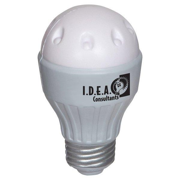 LED Light Bulb Stress Reliever