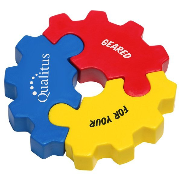 Gear Puzzle Stress Reliever