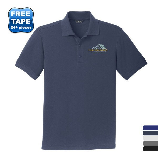Eddie Bauer® Cotton Pique Men's Polo