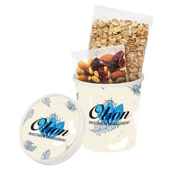 Oatmeal and Fitness Trail Mix Kit