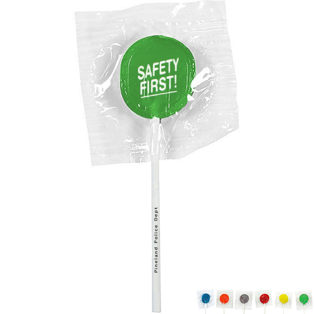 Safety First Design, Custom Lollipops