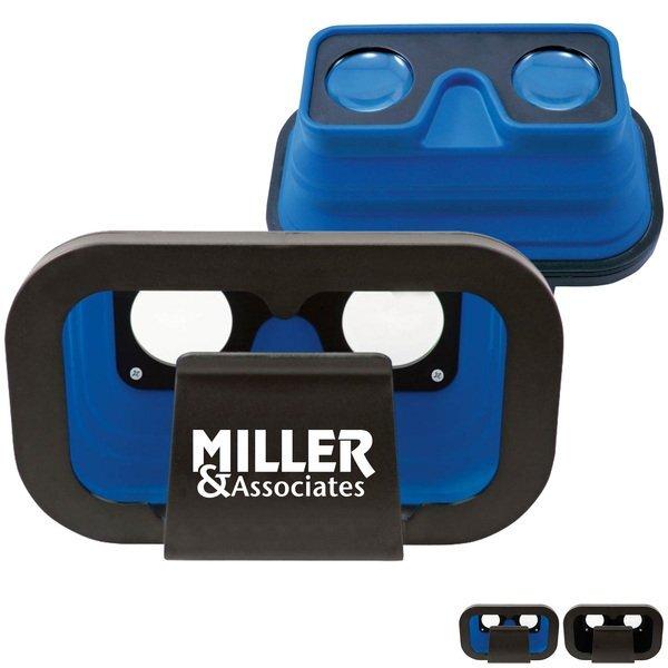 Silicone Virtual Reality Glasses