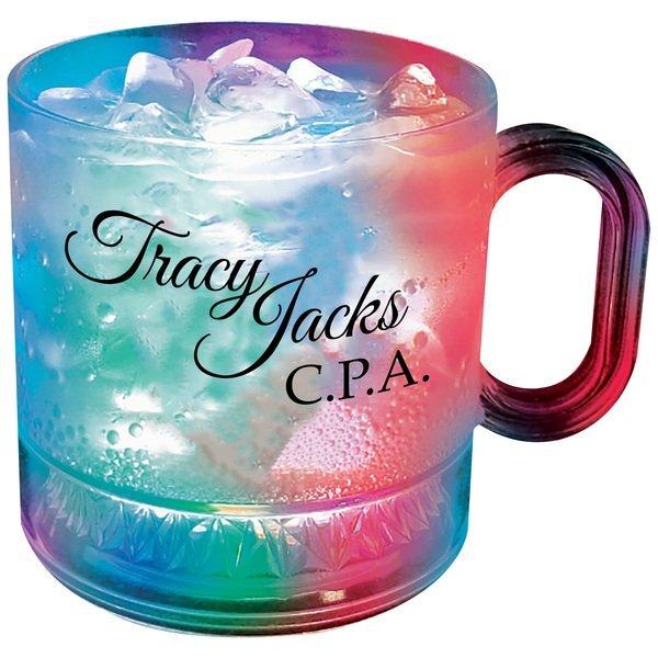 Multicolor Light Up LED Coffee Mug, 12oz.