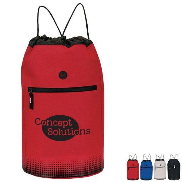 Soundwave 600D Polyester Vented Sport Bag