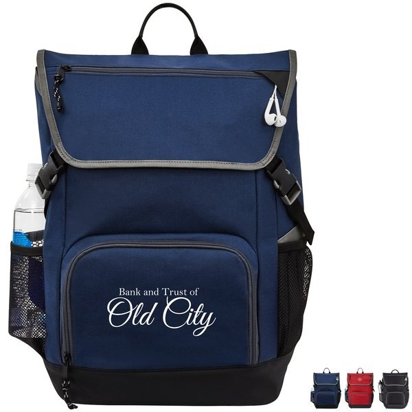 Ollie Computer Backpack