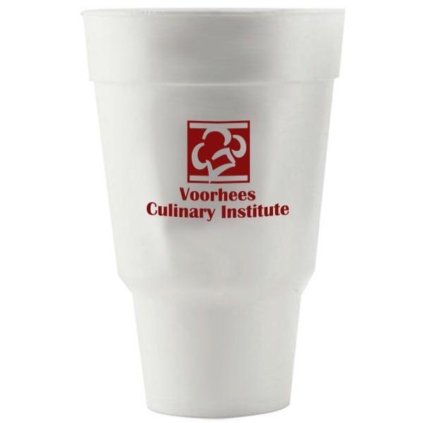 Foam Traveler Cup, 32oz.