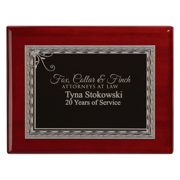 """Fairfield Award Plaque, 9"""" x 7"""""""