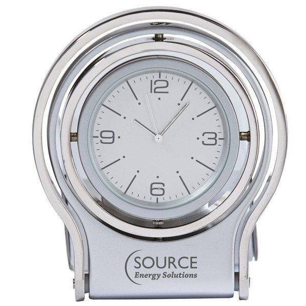 Meringue Clock & Photo Frame