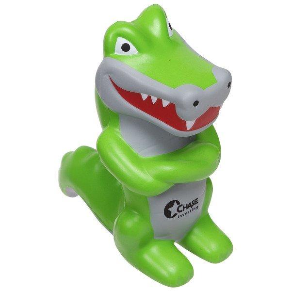 Crocodile Mascot Stress Reliever