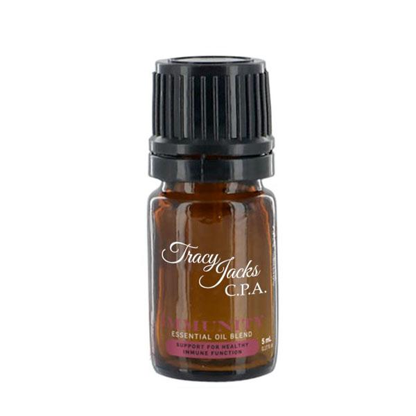 Essential Oil, Immunity (Orange & Clove), 5ml