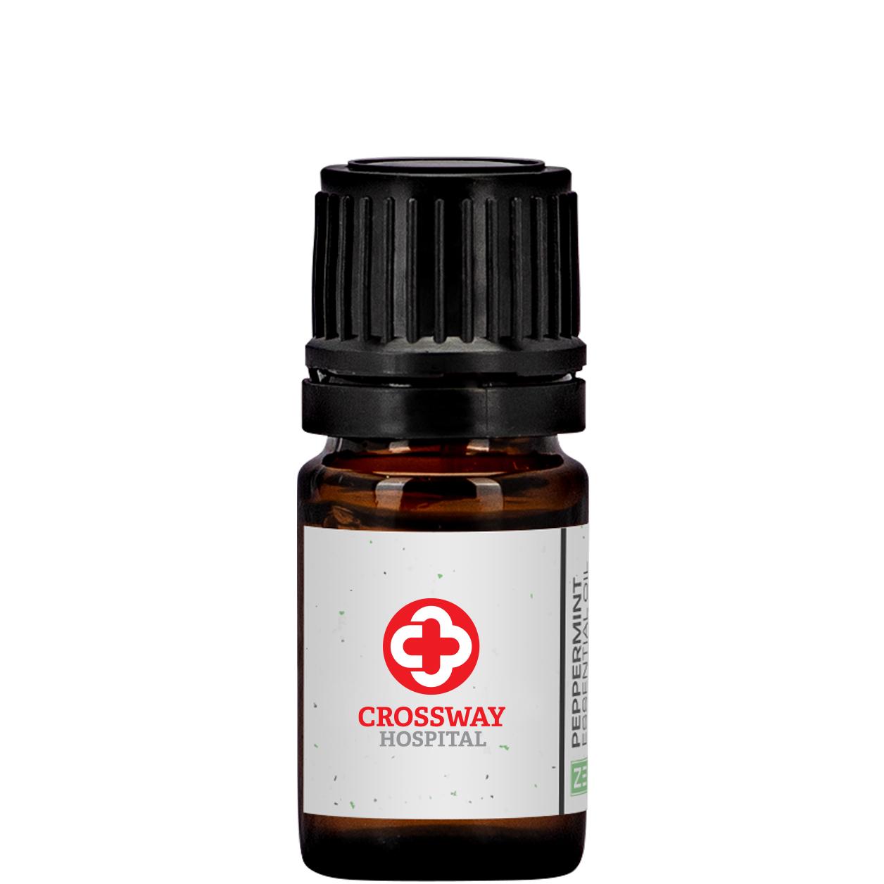 Essential Oil, Peppermint, 5ml