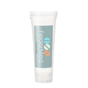 Coconut Lemongrass Luxury Lotion in Squeeze Tube, 1oz.