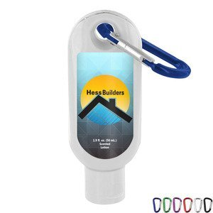 Rain Luxury Lotion with Carabiner, 1.9oz.
