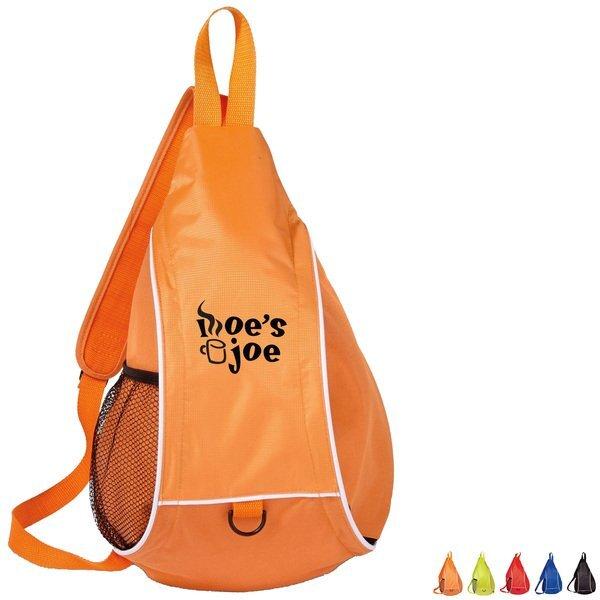 Crossover 600D Polyester Sling Backpack