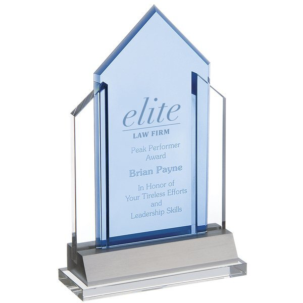 """Indigo Peak Award, 8"""""""