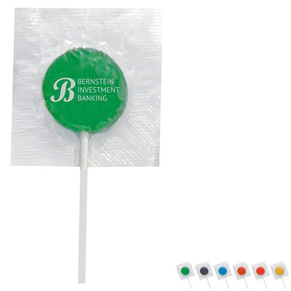 Individually Wrapped Lollipop