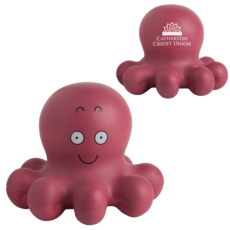 Octopus Stress Reliever