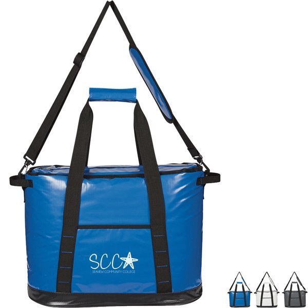 Rugged Tarpaulin Waterproof Kooler Bag