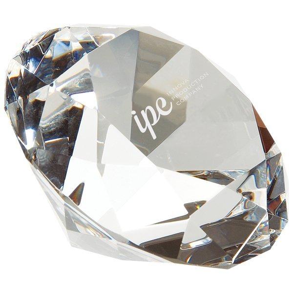 Diamond Crystal Paperweight
