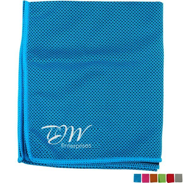Elmwood Microfiber Cooling Dry Cloth