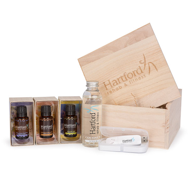 Beautiful Day Essential Oils Diffuser Gift Set