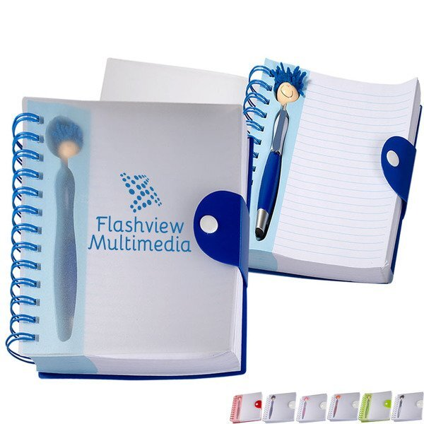 MopTopper™ Pen & Notebook Set