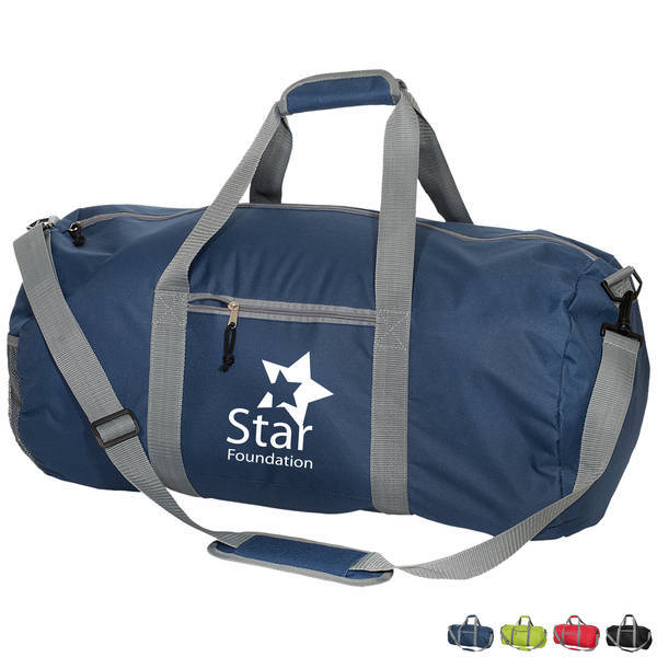 Classic Budget Polyester Duffel Bag
