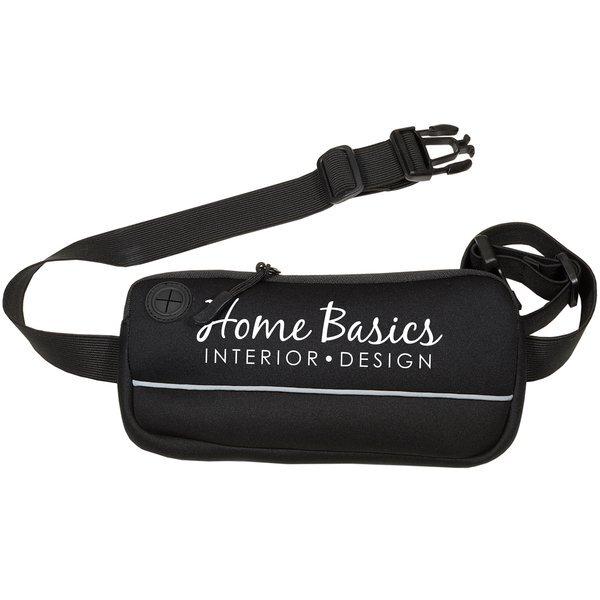Neoprene Running/Waist Pack Belt