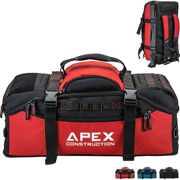 "Basecamp® Beast of Burden 24"" Convertible Backpack Duffel"