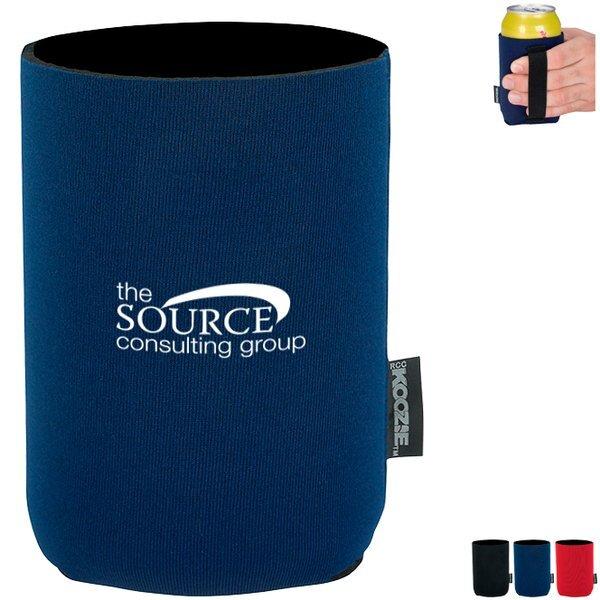 Handle Strap Koozie® Neoprene Can Cooler