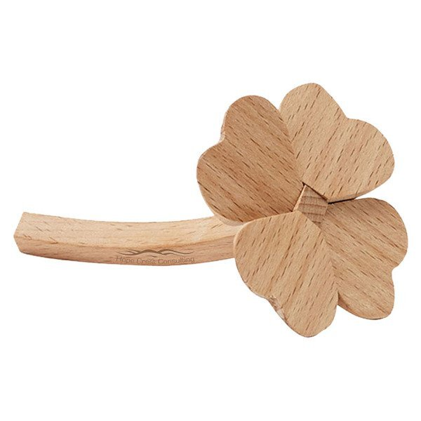 Areaware® Clover Good Luck Charm