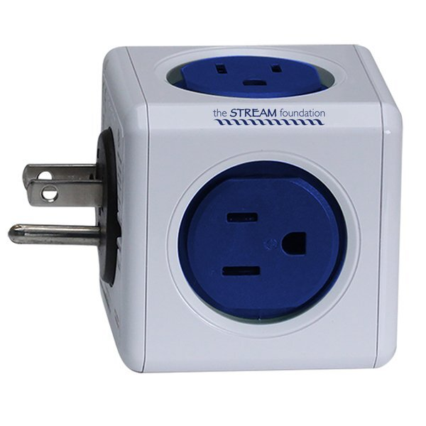 Allocacoc Surge Protected PowerCube