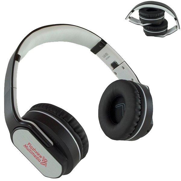 Switch Back Twist-Out Speaker Wireless Headphones