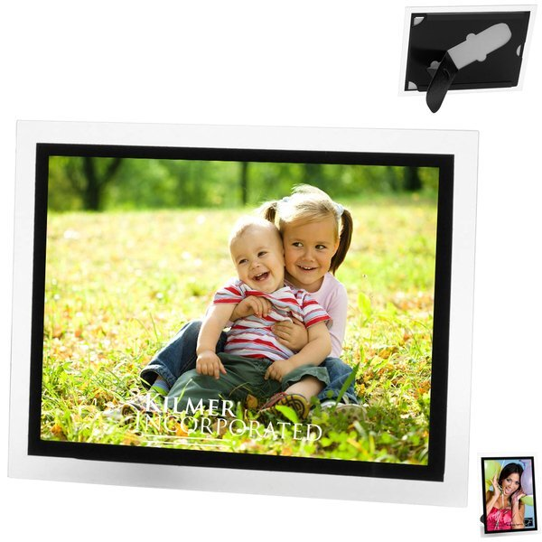 "Magnetic Promo Photo Frame, 5"" x 7"""