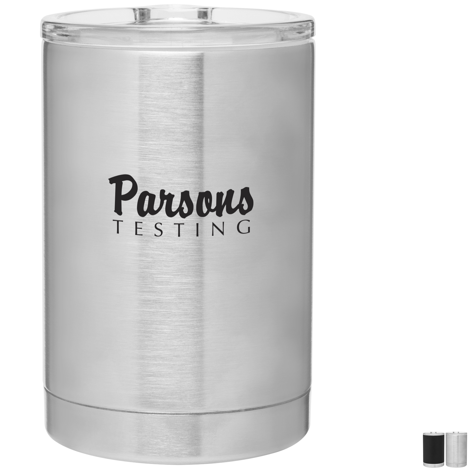 Cooler Copper Vacuum Insulated Tumbler and Can Cooler, 11oz.