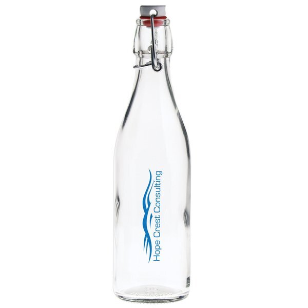 Giara Glass Water Bottle, 1/2L