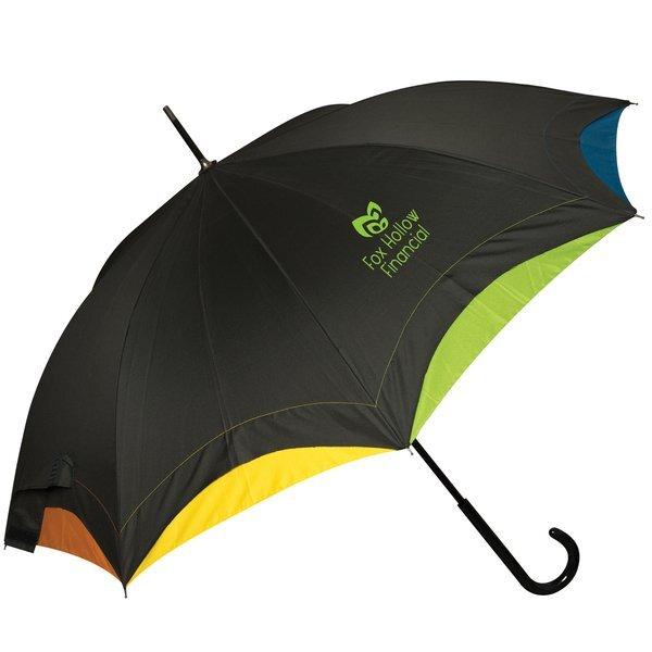 "Rainbow Executive Umbrella, 46"" Arc"