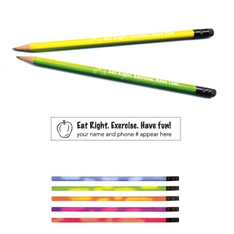"Mood Pencil, ""Eat Right"""