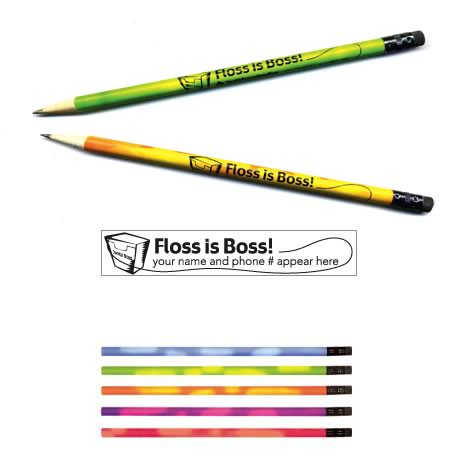 "Mood Pencil, ""Floss is Boss"""