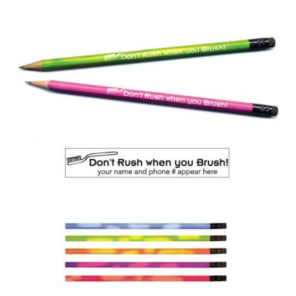 "Mood Pencil, ""Don't Rush..."""
