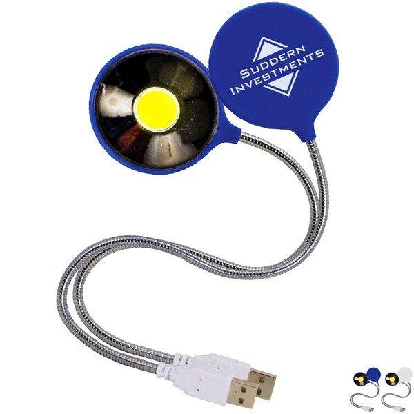 Brighten Up USB Book Light