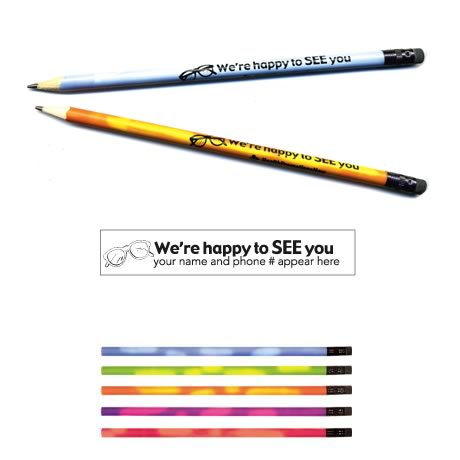 "Mood Pencil, ""We're happy..."""