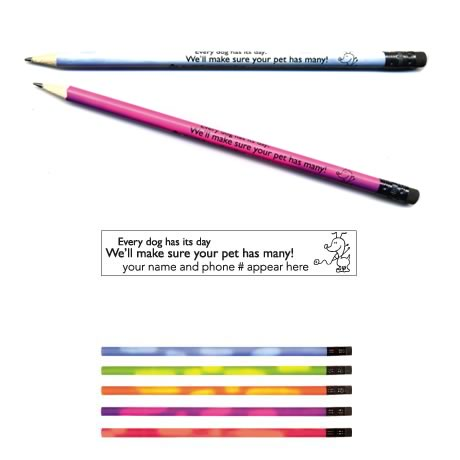"Mood Pencil, ""Every dog has its day"""