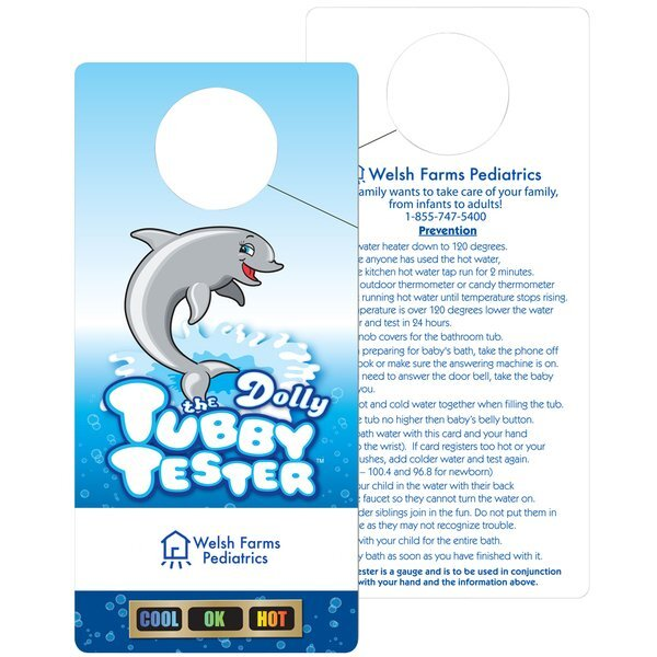 Tub Tester Hanging Bath Thermometer