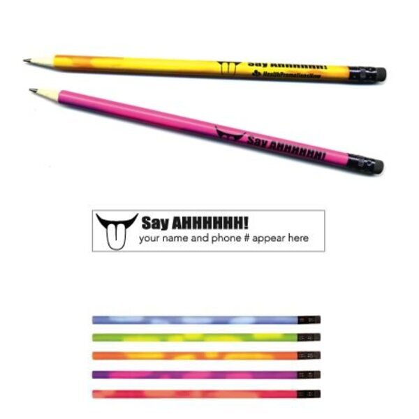 "Mood Pencil, ""Say AHHHHH!"""